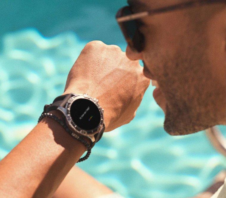 Smartwatch Fossil Gen 5 Water