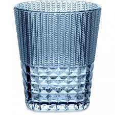 Set 6 Bicchieri Acqua Baci Milano In Melamina