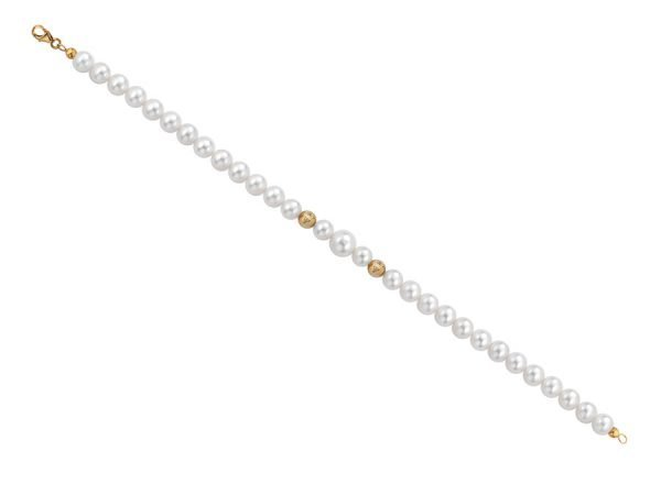 Bracciale di perle 5