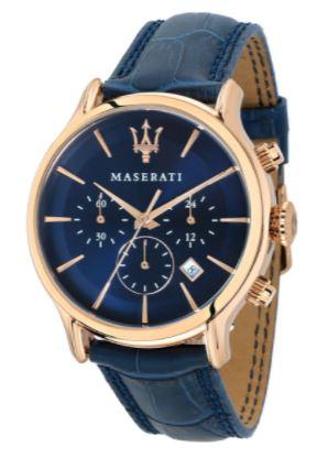 Orologio Maserati Uomo Cronografo Al Quarzo