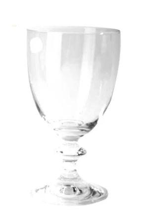 Set 6 Bicchieri Acqua Fade In Cristallo Rosy